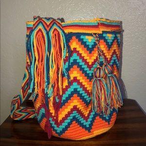 Colombian handmade purse